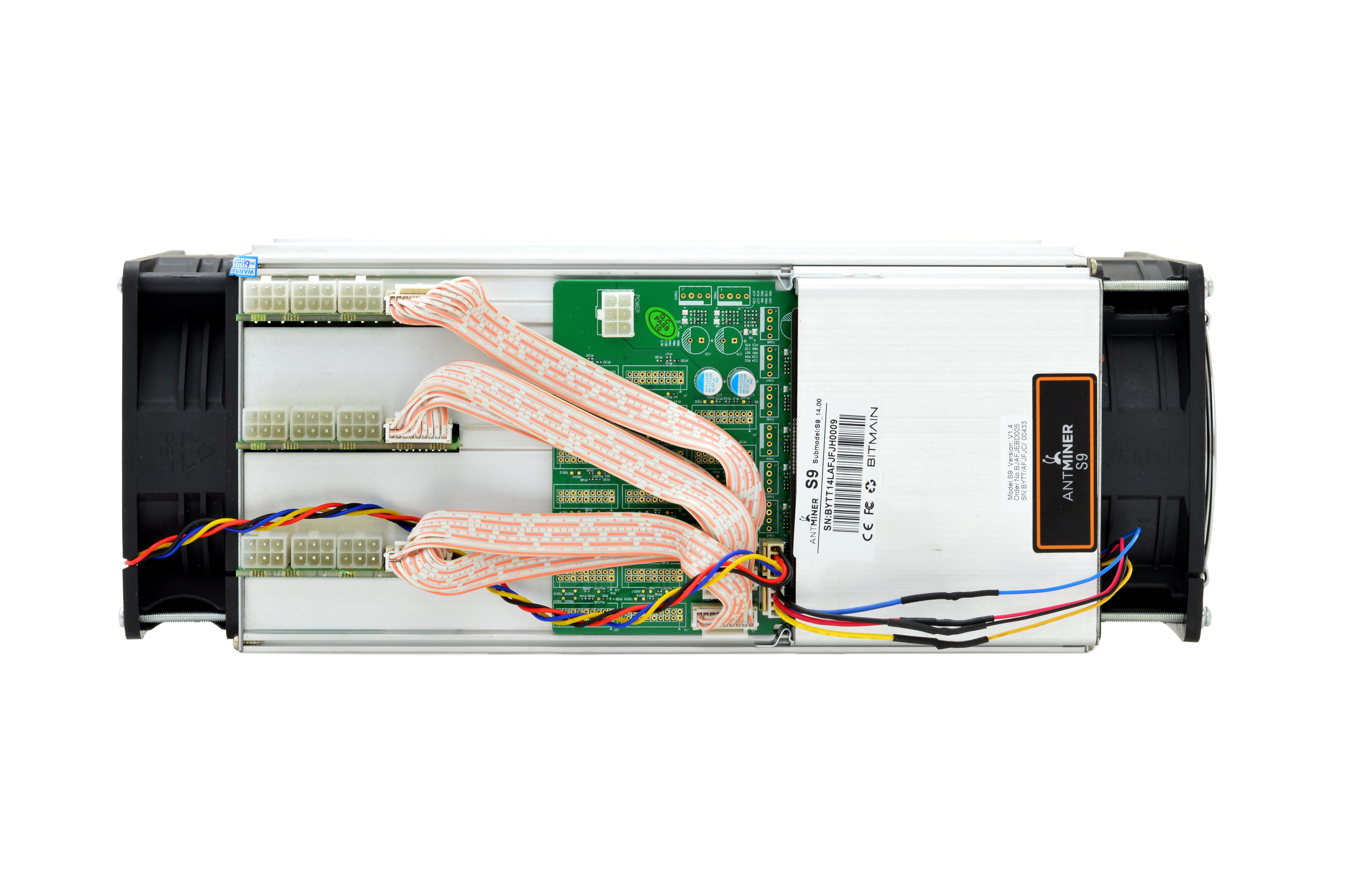 Bitmain S9 110v Vs 220 Antminer S2 Upgrade Kit