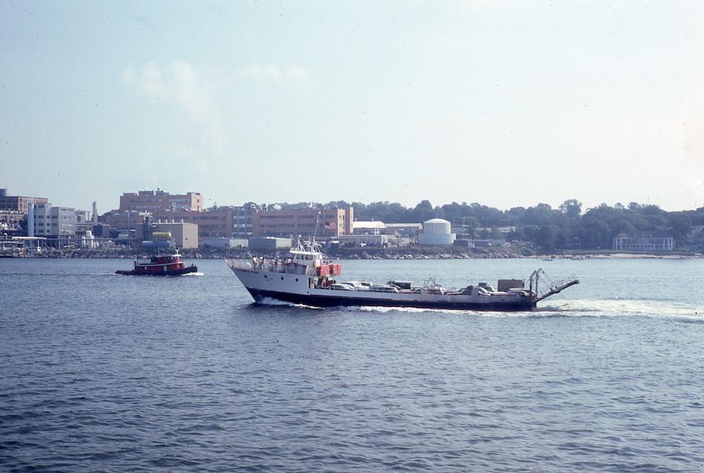 Fisher Island Ferry Ny