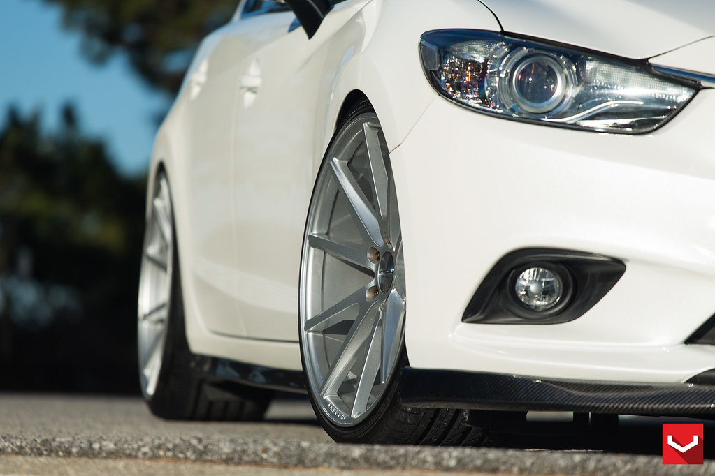 Infiniti Q50 Forum >> Mazda 6 GJ - 20-inch Vossen VFS1 Wheels - © Vossen Wheels … | Flickr