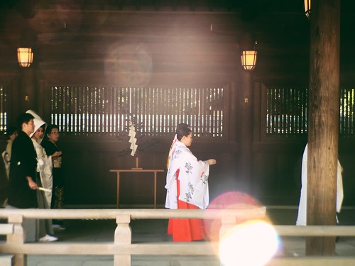 Japanese style Wedding