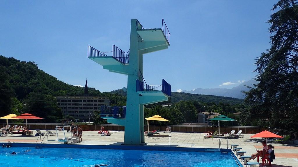 Eybens 38 piscine municipale installations de for Piscine d eybens