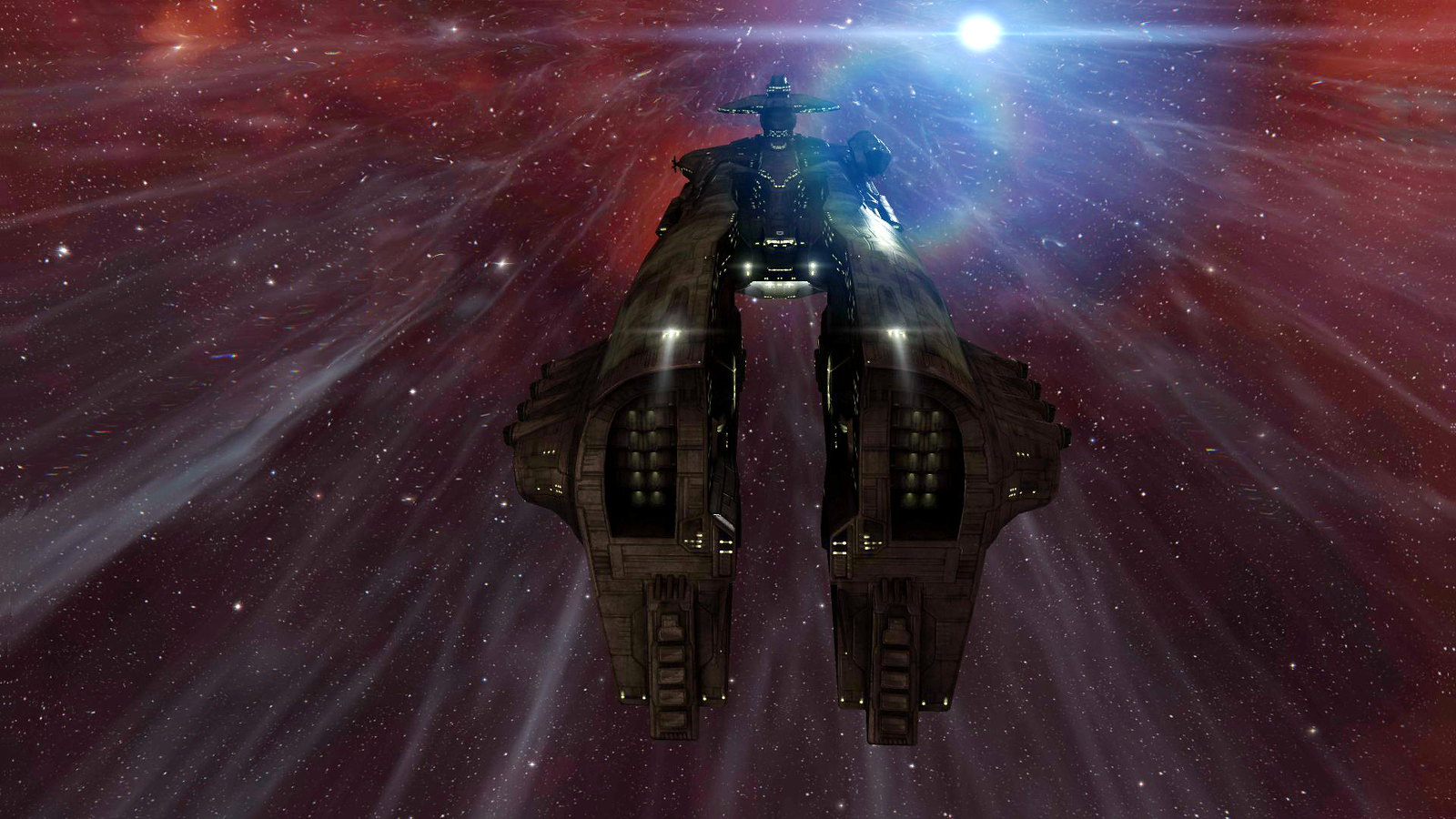 EVE Online Space Opera