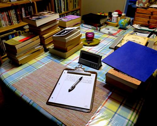 diary writer