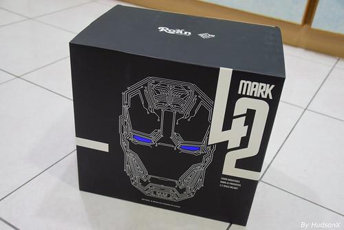 1:1 Ironman MK42 Helmet (1)
