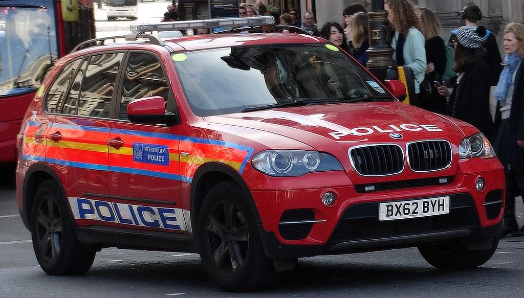 Metropolitan Police Sco19 Ex So6 Diplomatic Protectio