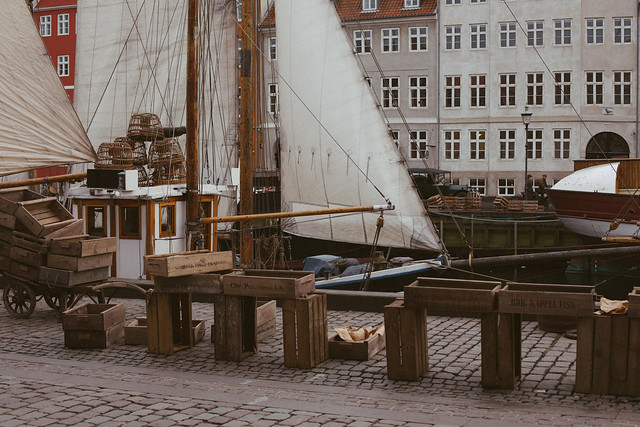 Vintage Nyhavn