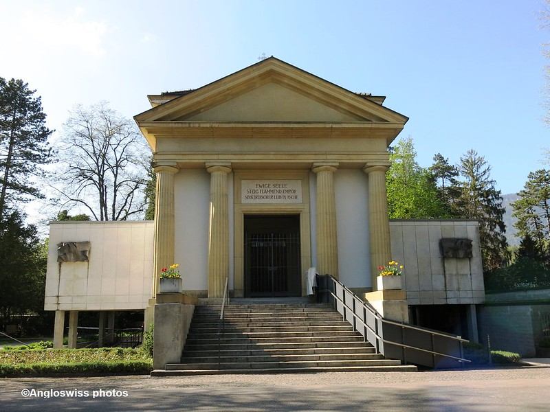 St. Kathrinen cemetery chapel