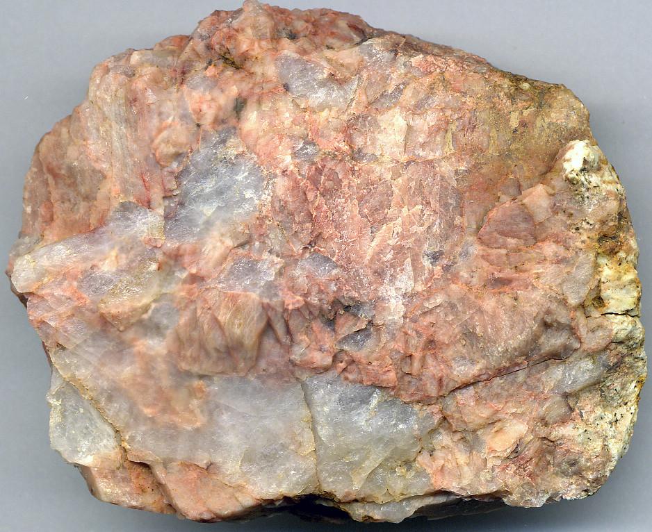 Pegmatitic Granite Alaskite Mt Evans Batholith Mesopr