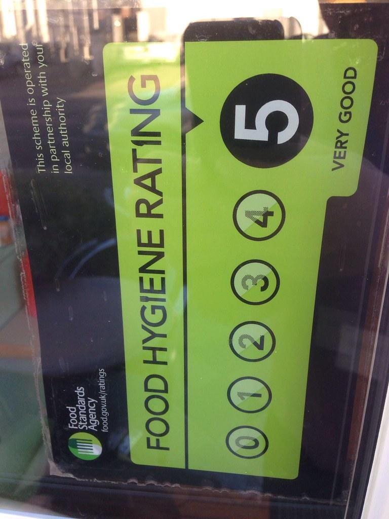 Hygiene Rating Of Banham Zoo Food