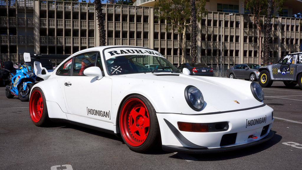 Brian Scotto Rwb Porsche Nick Mcmillen Flickr