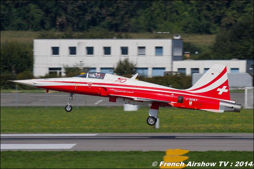 Patrouille Suisse , AIR14 Payerne 2014 , Suisse , Meeting Aerien 2016