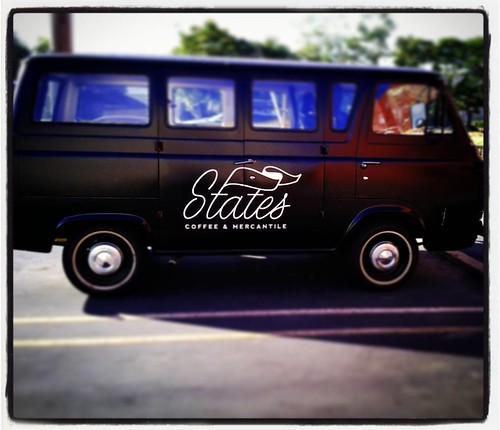 """Ethylene"" #fordfalcon #martinez #coffee #vintage #van #statescoffee #statescoffeeandmercantile #walkabout #clickthing"