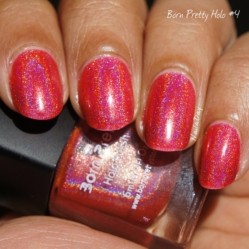 NailaDay: Born Pretty Holo #4