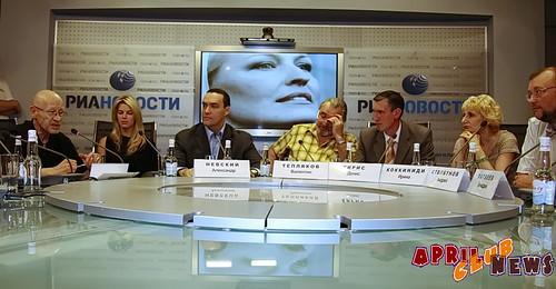 Круглый стол на тему: «Отношения между актерами и работодателями в РФ, сформировавшихся за последние 20 лет»