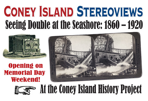 Coney Island Stereoviews: Seeing Double at the Seashore, 1860-1920