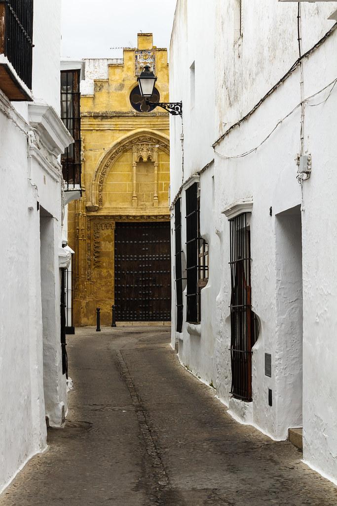 Arcos de la frontera calle n ez de prado y capilla de la for Calle prado camacho 8