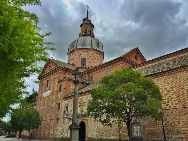 Basílica de Nuestra Señora del Prado en Talavera de la Reina