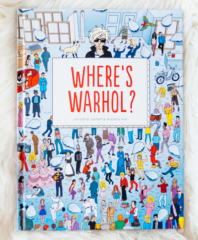 where's warhol - book review