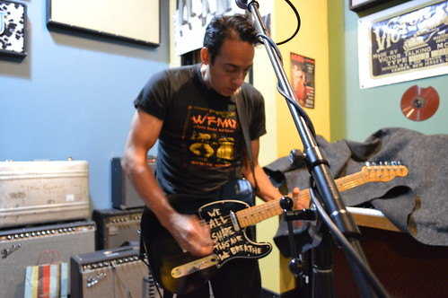 The Goodnight Darlings live on WFMU