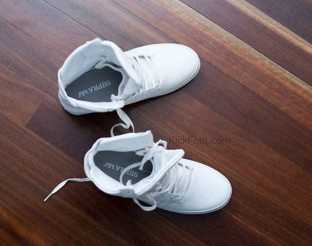 Supra White Shoes Online