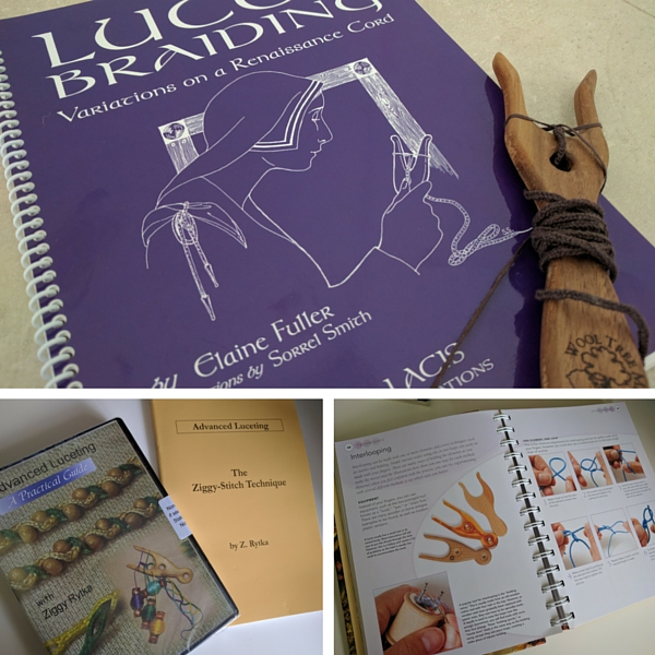 Lucet books