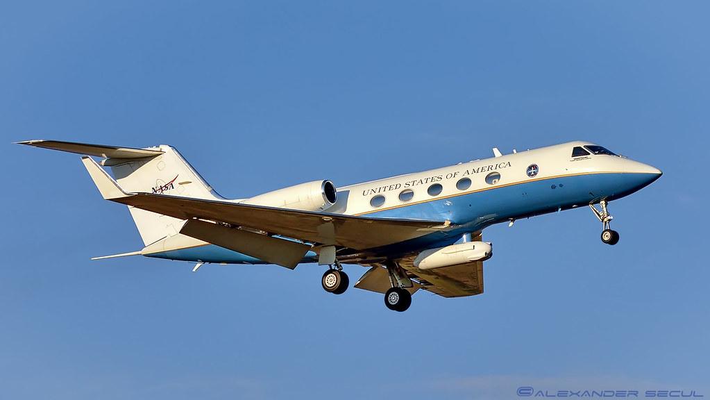 NASA 30502 Gulfstream Aerospace C-20A Gulfstream III (G-11 ...