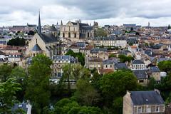 Poitiers - looking westward (Explore)