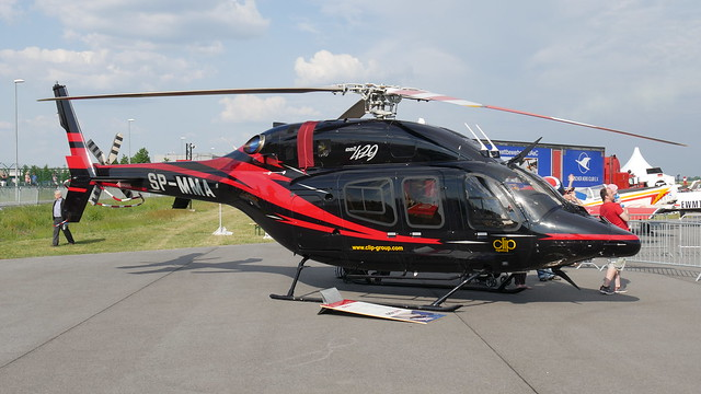 Bell 429 Global Ranger