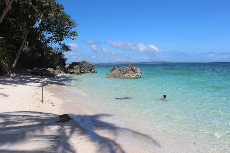 Carabao Island Romblon Map