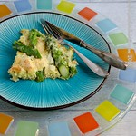 Easy Asparagus Omelet
