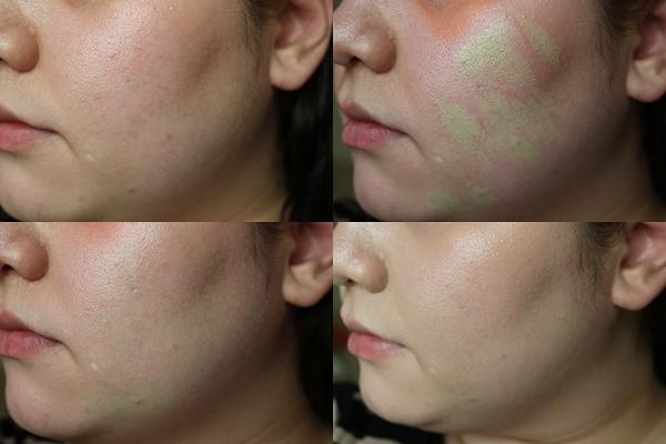 Orange Color Corrector Makeup