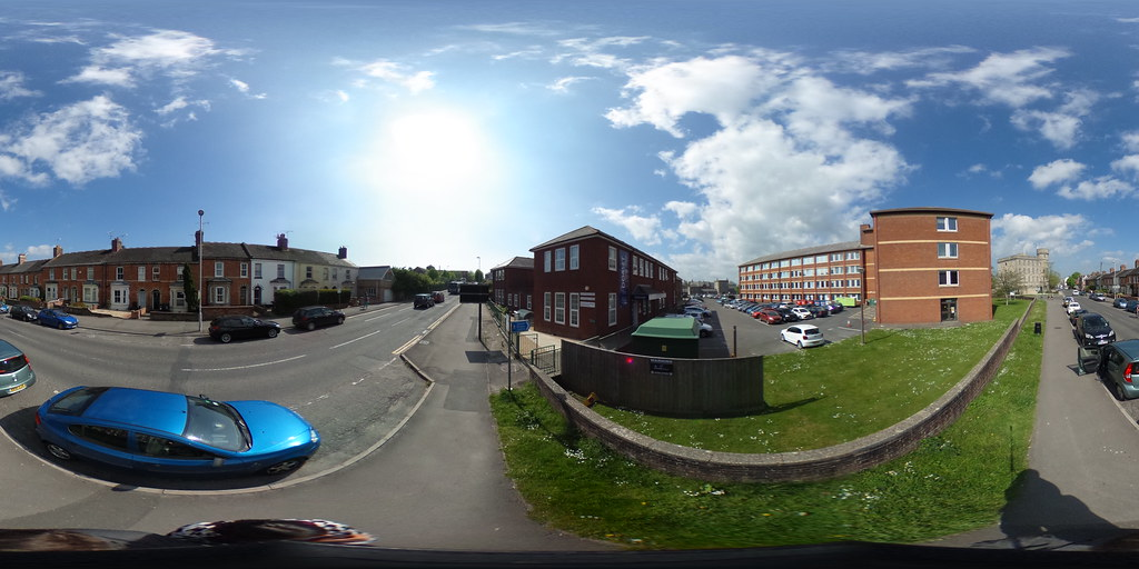 360 Dorset History Centre from Bridport Road