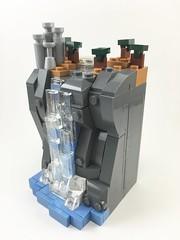 Castle On The Edge by Tilde Brick