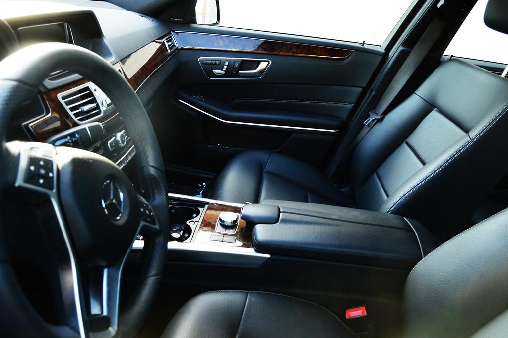 Mercedes-Benz E350 (W213) interior | Yahya S. | Flickr