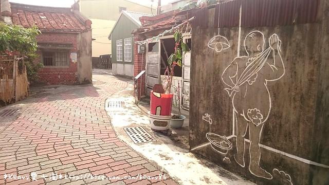 ★台南南區★漫遊【喜樹老街】彩繪文創聚落喜事集。