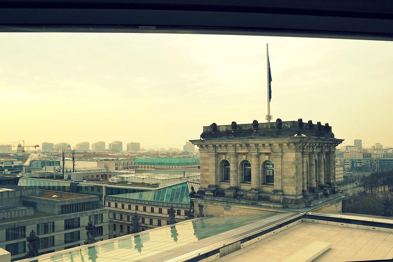 cupula del Reichstag 5