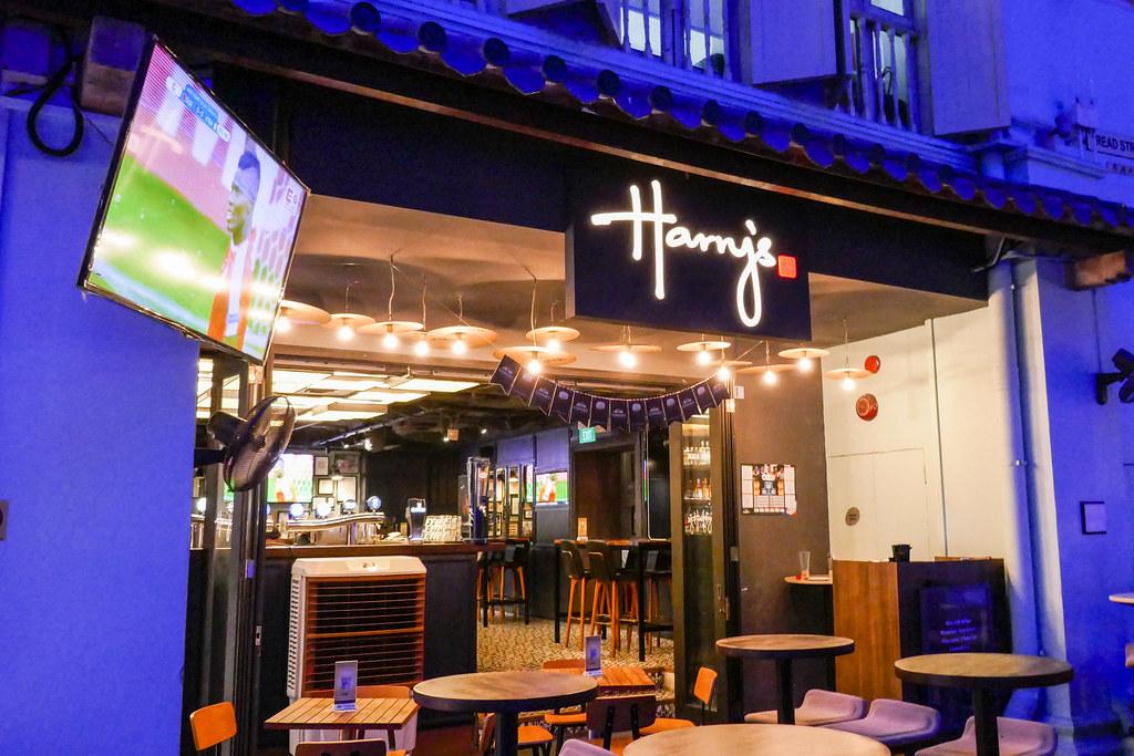 Culinary Hotspots: HARRY'S