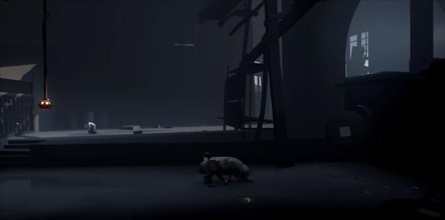 A l'intérieur - Gameplay