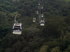 Enjoy a ride at Maokong Gondola - Things to do in Taipei