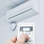 Ar-condicionado controle remoto