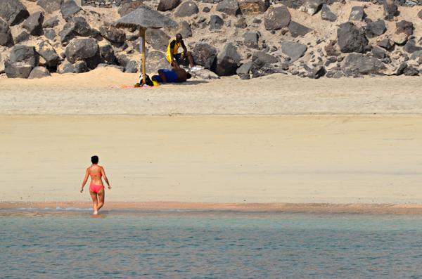 Beach, Puerto del Rosario, Fuerteventura