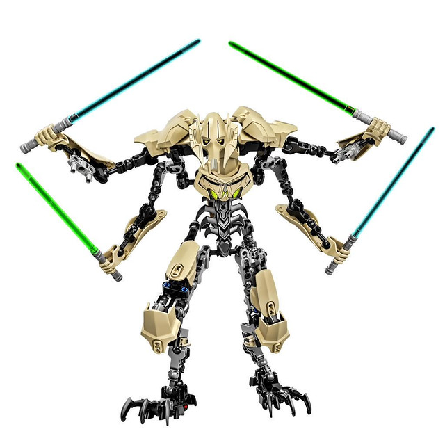 LEGO Star Wars 75112 - Constraction General Grievous