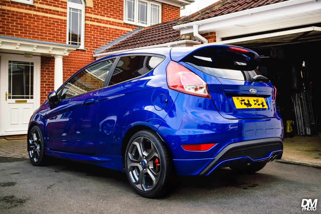 2015 Ford Fiesta St3 Detailed The Fiesta Along With My