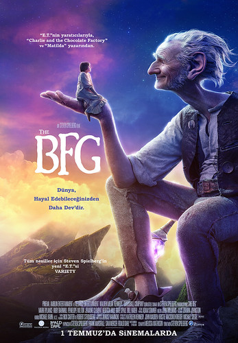 The BFG - The Big Friendly Giant (2016)