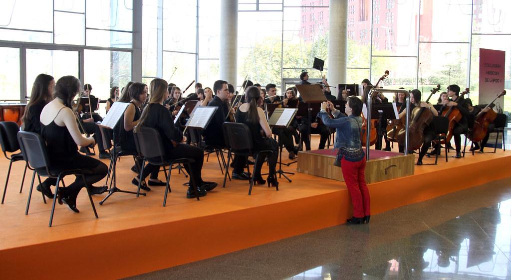 El conservatorio de le n en el festival musika m sica bilb - Conservatorio musica bilbao ...