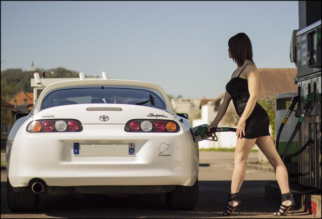 Swimsuit model&#39-s custom-made 1,165 hp $150,000 Toyota Supra stolen ...