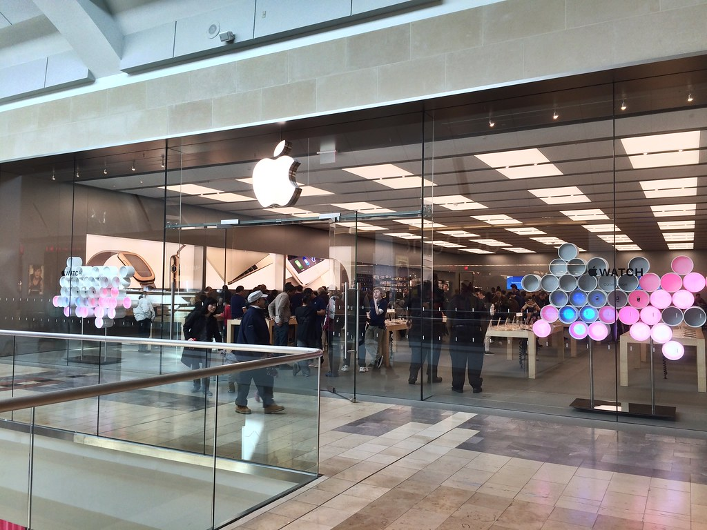 Apple Store Garden State Plaza Shinya Suzuki Flickr