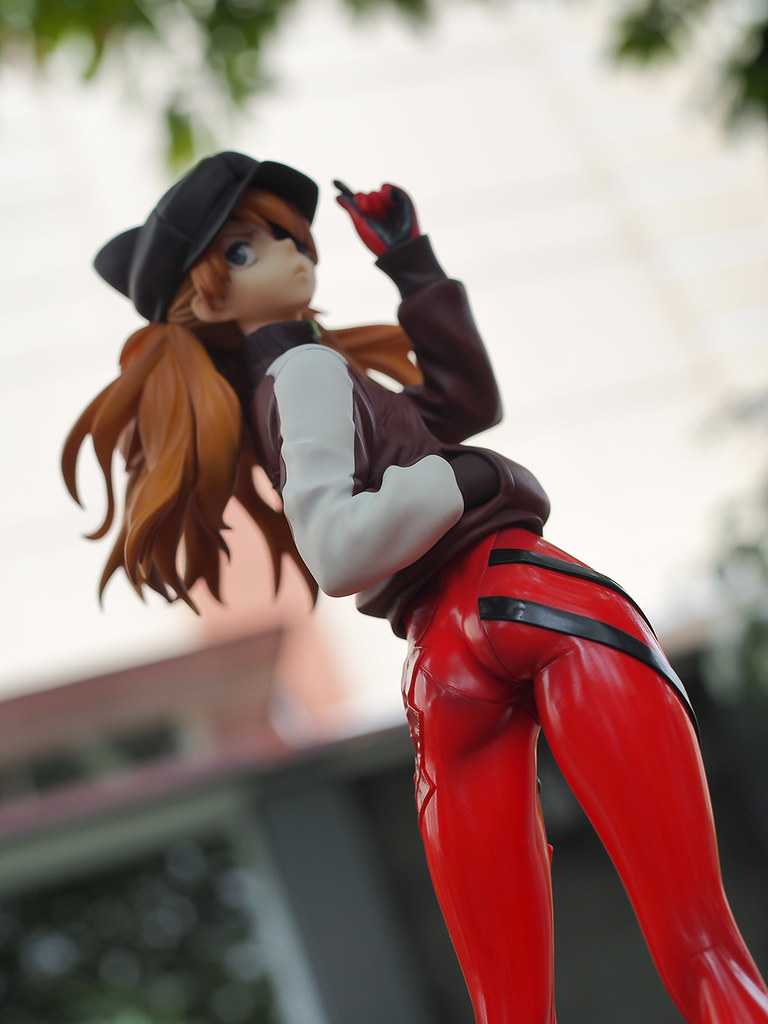 Shikinami Asuka Langley by Alter