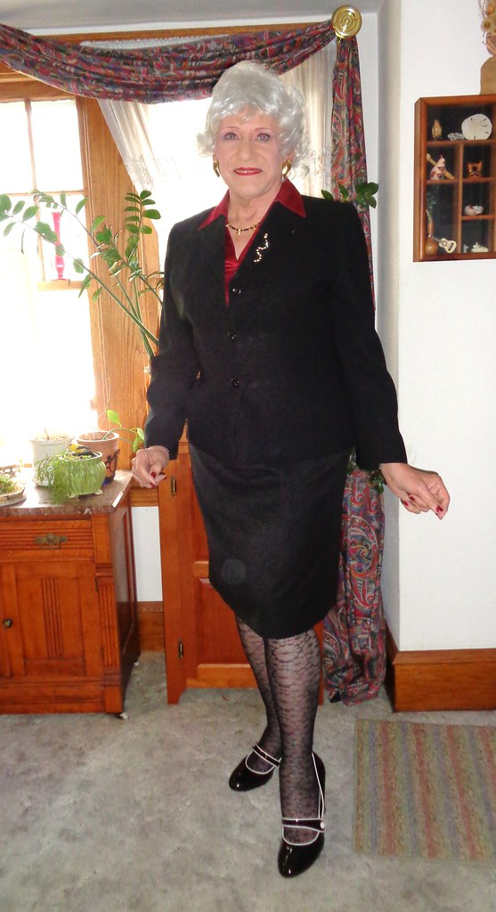 I Am A 69-Year Old Woman, And Proud Of It  And As -5726