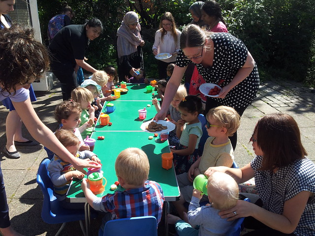 Summer party for Toddlers